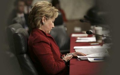 Hillary Clinton's Email Scandal